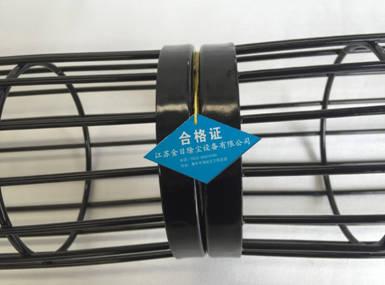 杭州除尘布袋骨架的分节接头形式