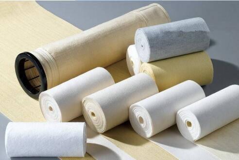 PE涤纶纤维覆膜除尘布袋