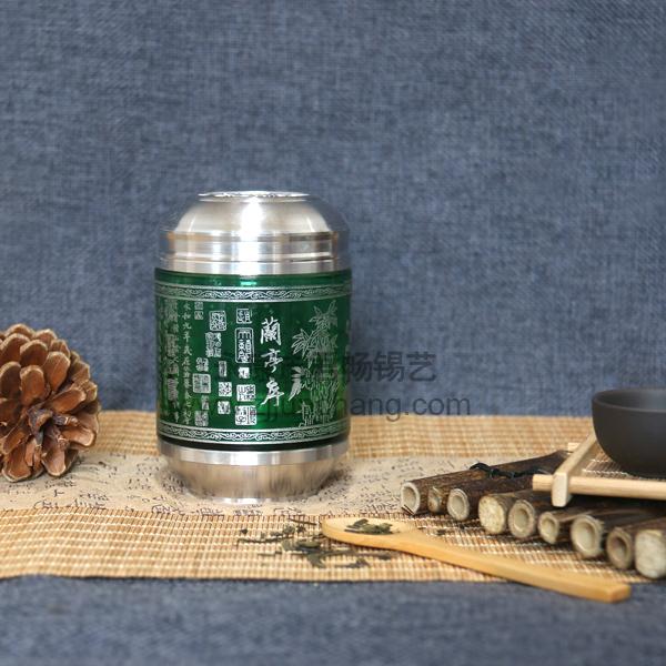 永康水晶茶叶罐