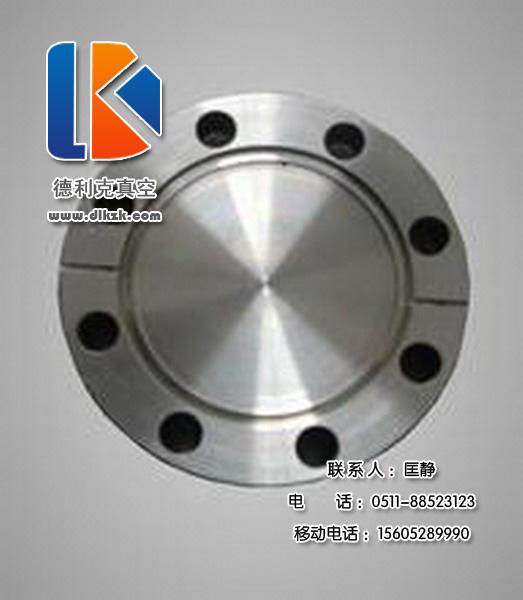 CF封蓋-固定式有螺紋孔