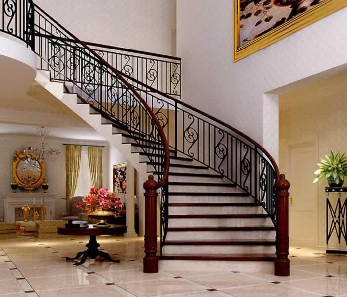 复式楼现浇楼梯
