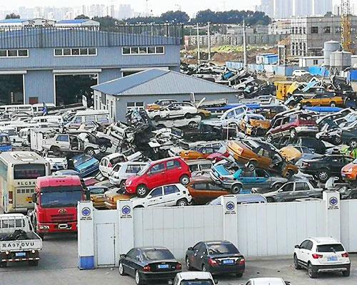 哈尔滨报废车回收