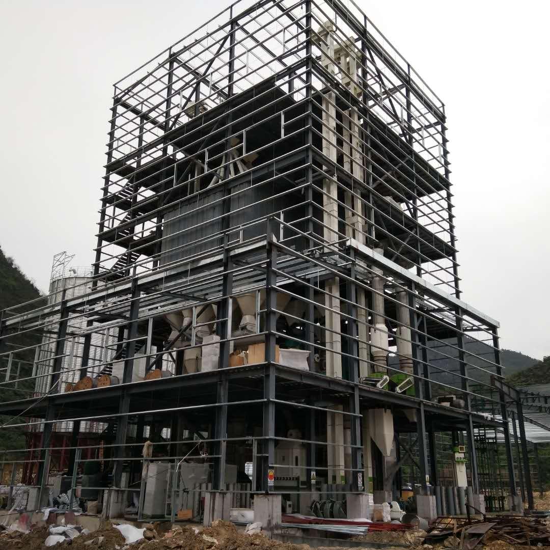 房层钢结构设备房