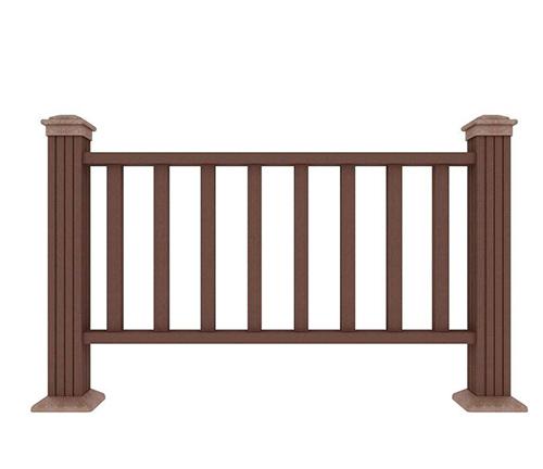 都匀防腐木围栏