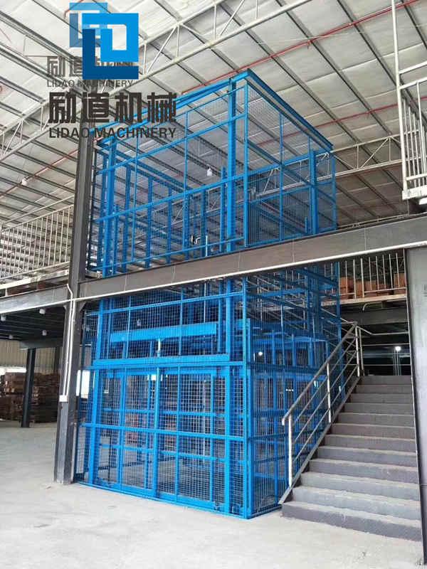 工業倉庫升降機貨梯