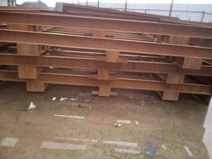 隧道窑砖车改造