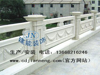 成都铸造石栏杆安装