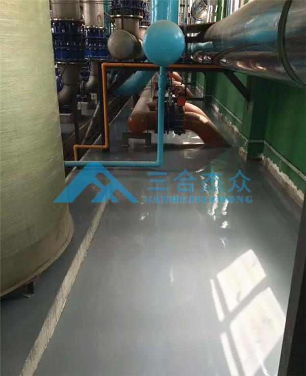 车间环氧地坪施工