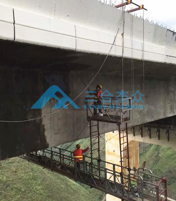 桥梁防腐涂装施工