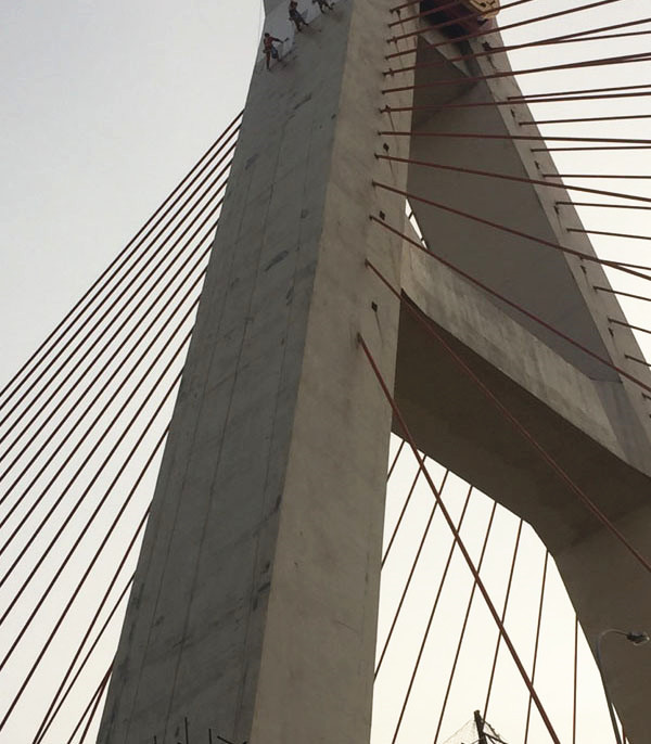 成都桥梁防腐涂装