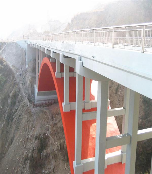 氟碳漆桥梁涂装