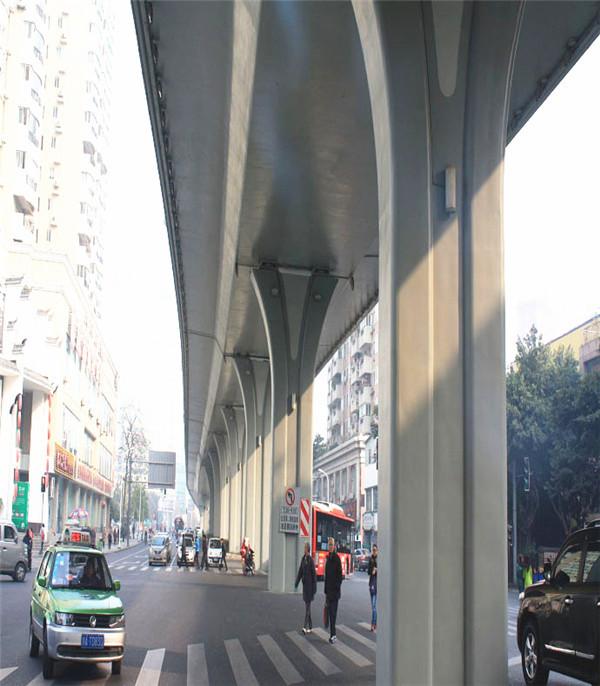 氟碳漆桥梁涂装工程