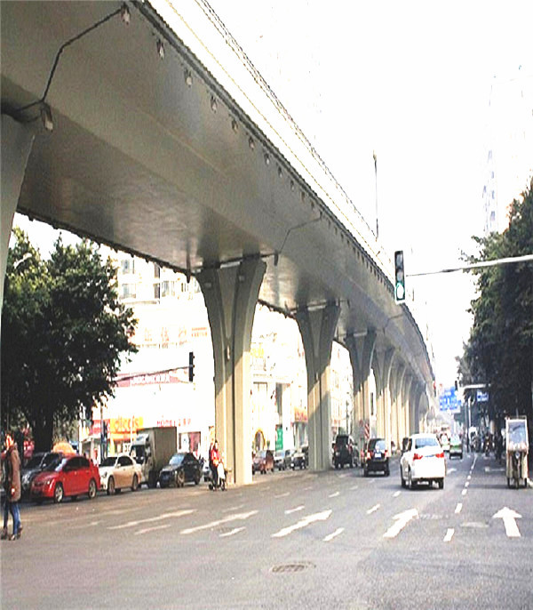 氟碳漆桥梁涂装施工