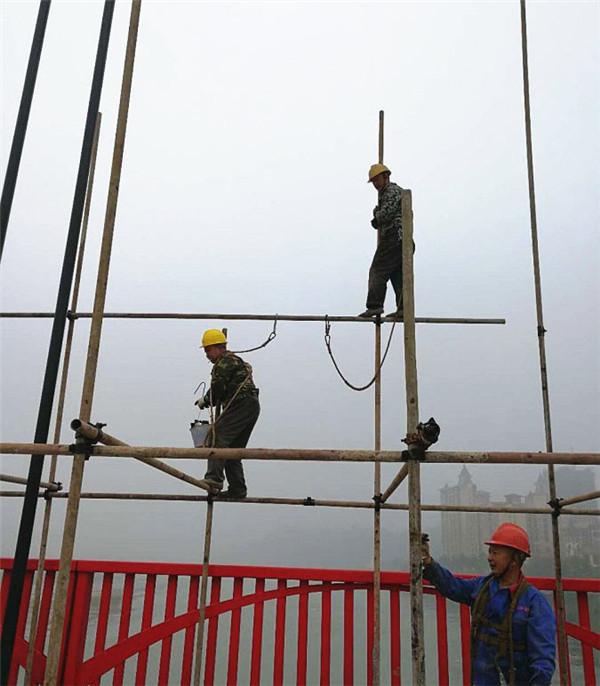 钢结构桥梁涂装工程