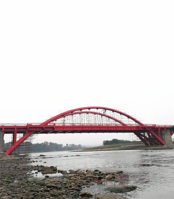 钢结构桥梁防腐施工