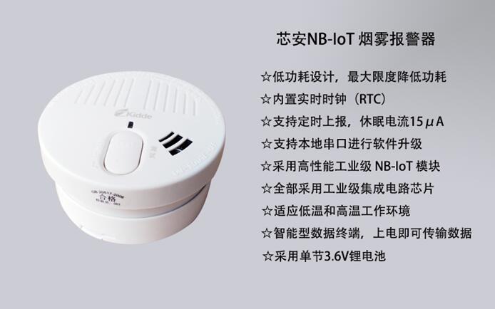 NB-IoT烟感物联网报警系统-第二张