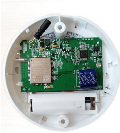 NB-IoT烟感物联网报警系统-第五张