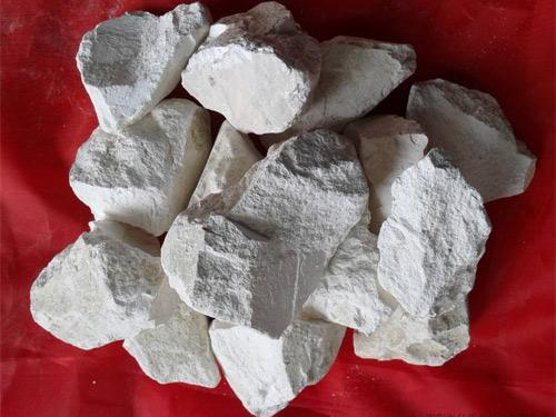 石灰块消毒