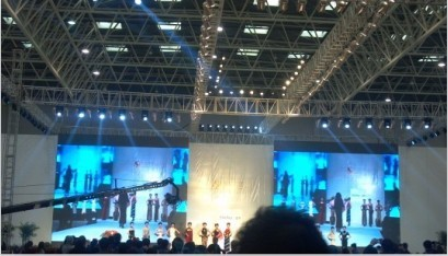 河南舞台灯光设备