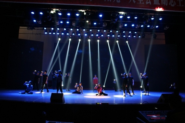 郑州灯光舞台租赁