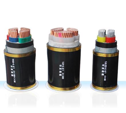 耐火铠装低压电力电缆