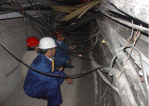 电缆沟渗水堵漏