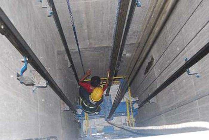 河北电梯井漏水堵漏