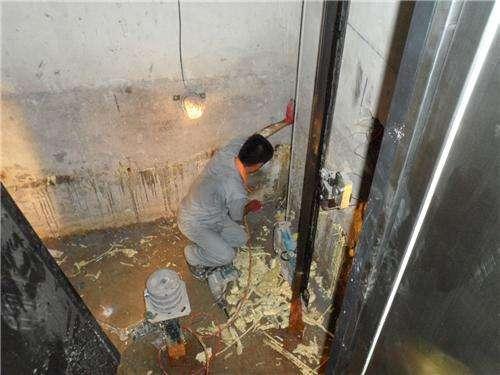 河北优质电梯井堵漏