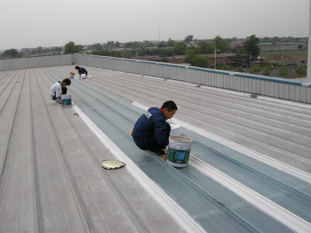 楼房屋面防水维修