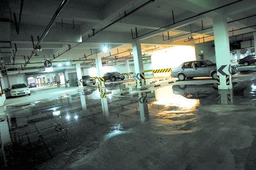 优质停车场堵漏维修