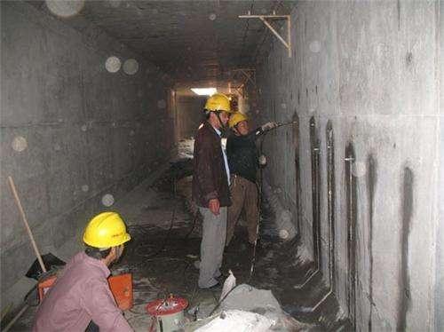 山西别墅地下室防水堵漏