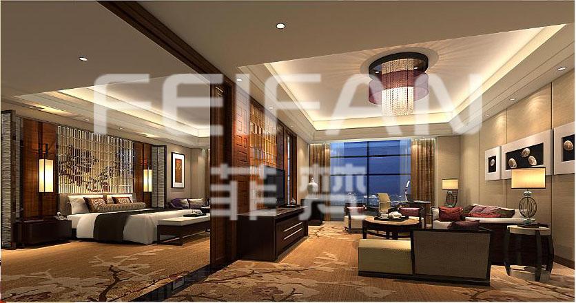 酒店房间装修设计
