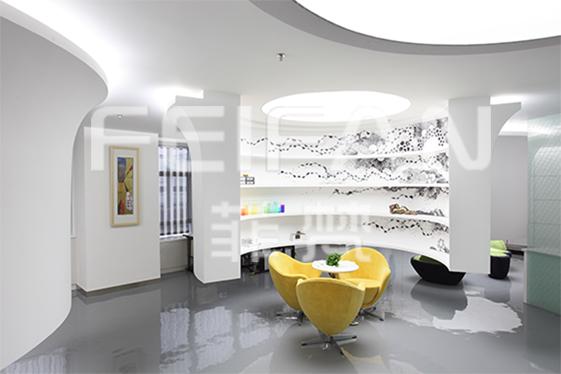 商务办公室简约设计