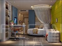 河南酒店软装设计