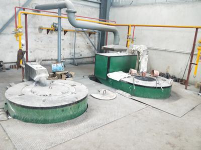 四川天然气熔炼炉