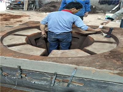 超大型砂型铸造
