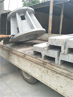 超大型铸铝101A铸件