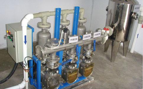 高速真空排水系统