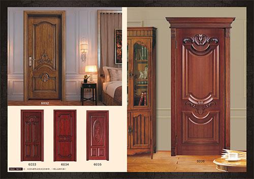 上海室内套装门