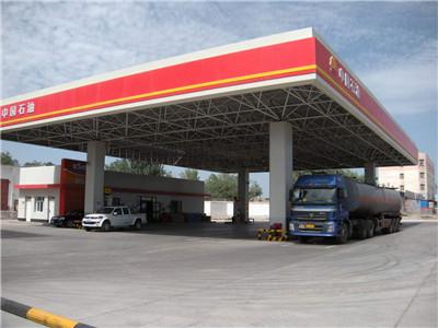 中石油加油站品牌柱厂家