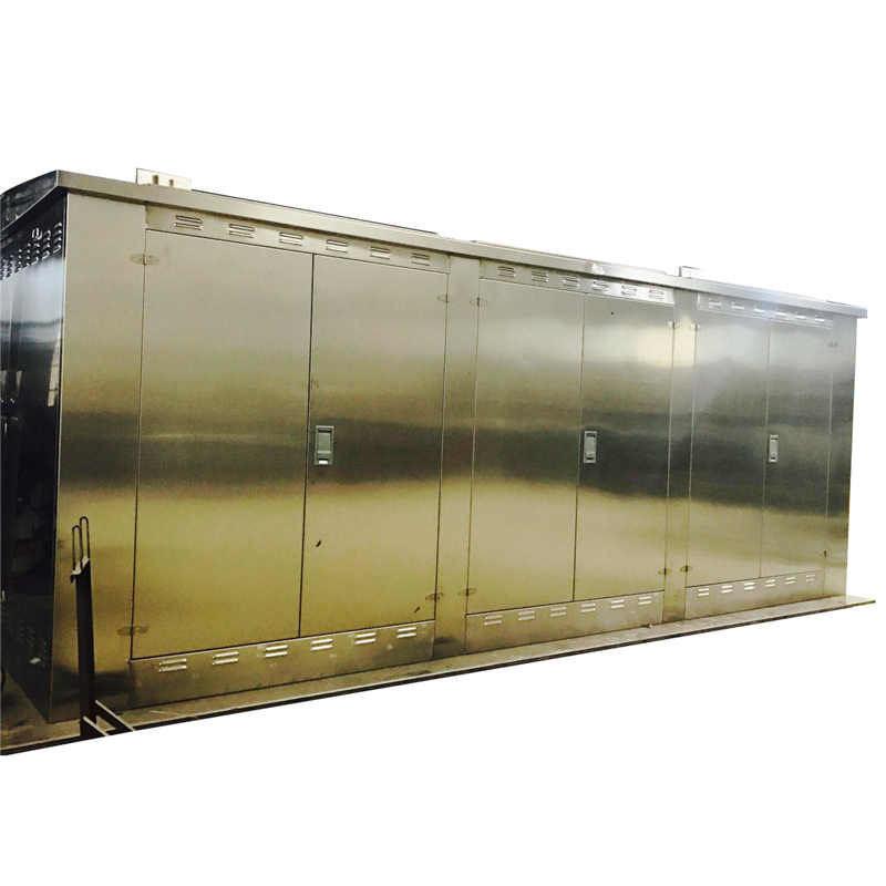 【图文】不锈钢箱体如何进行加工_不锈钢箱体的清洁方法