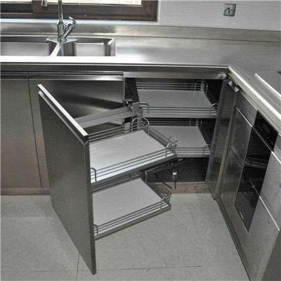 不锈钢橱柜定制