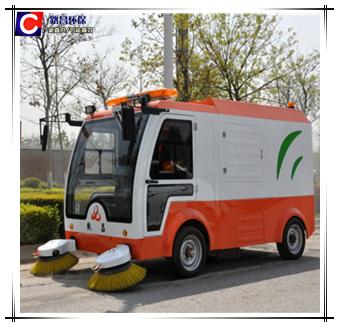 LCQ-1型道路清扫机