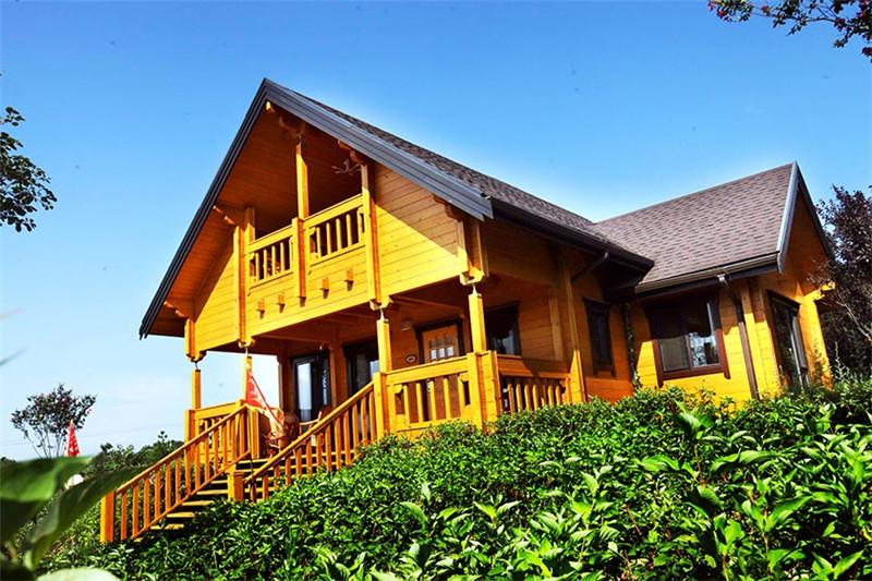 木别墅建造