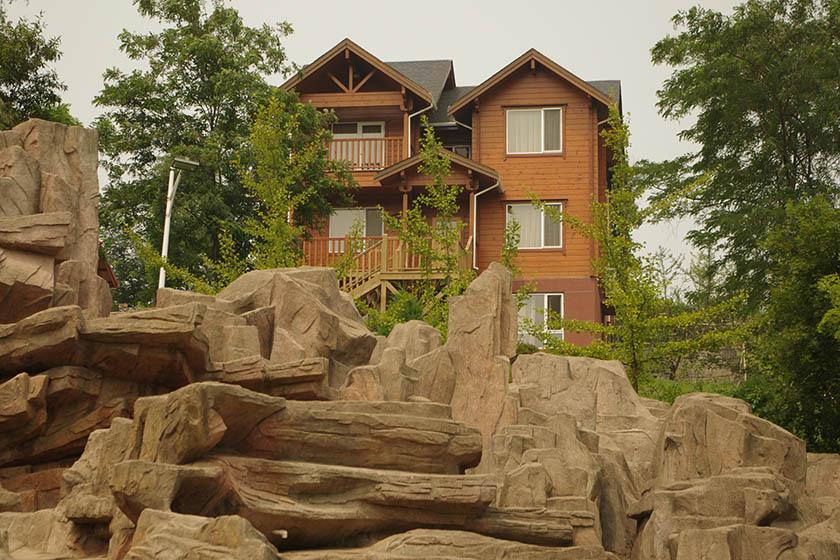 木房屋建筑