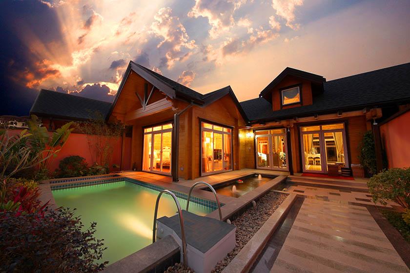 木屋结构建筑