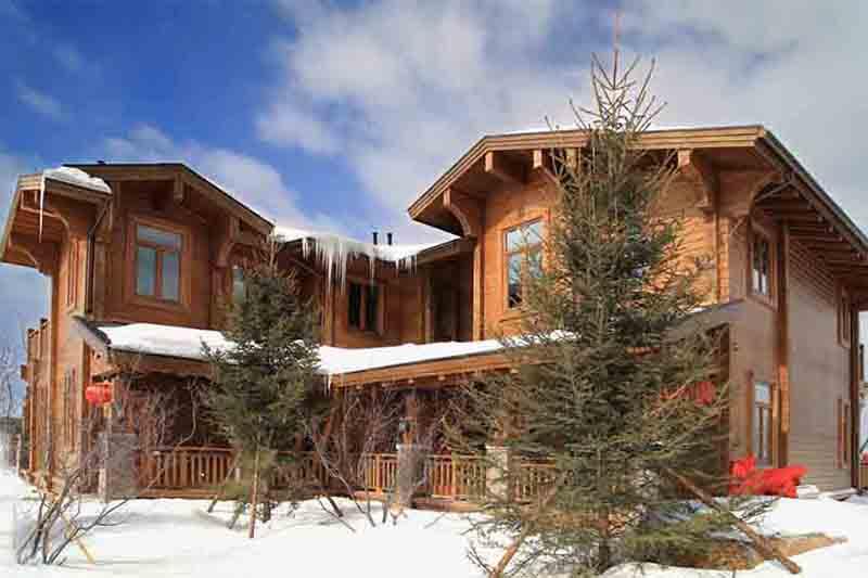 重型木屋別墅
