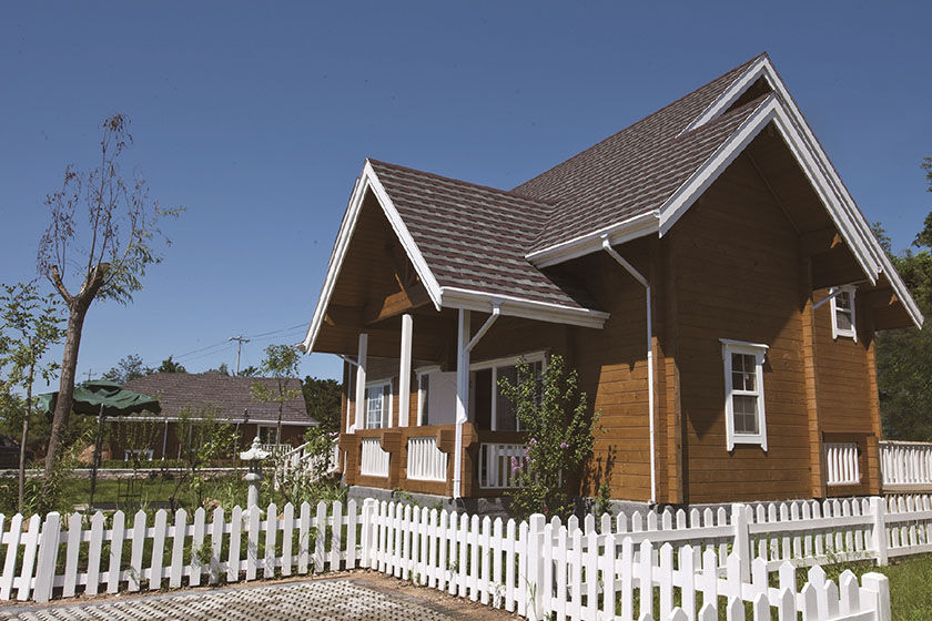 木屋别墅造价