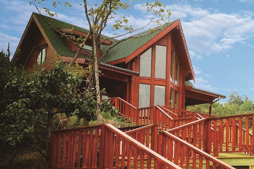 木屋别墅公司
