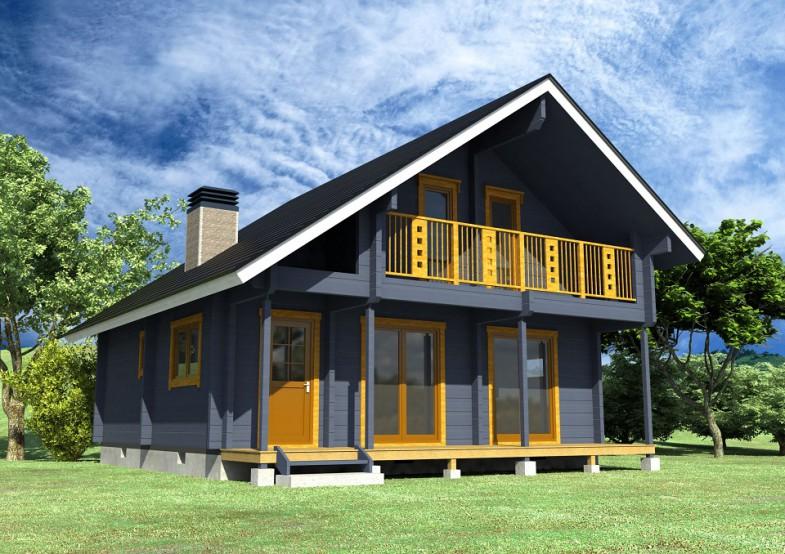 木屋景观房